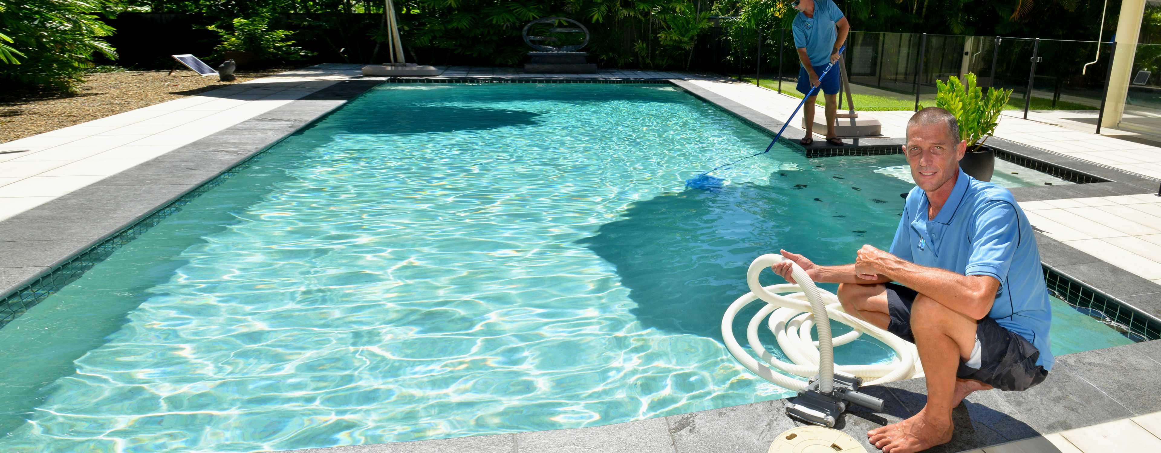 Cairns pool service